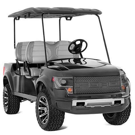 ford f 150 svt raptor golf cart needs green ford trucks