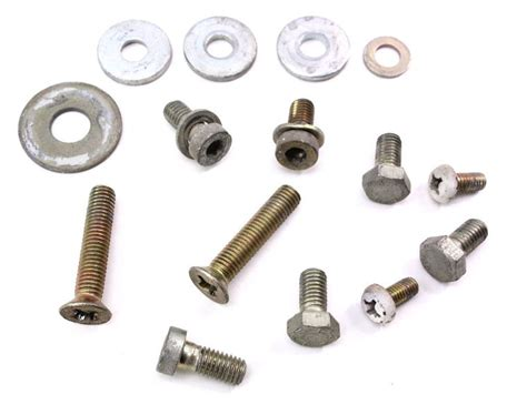sliding door hardware screws bolts   vw vanagon  transporter westfalia