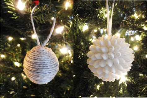 Handmade Tree Decorations - ornaments personalized