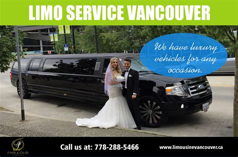 limo service ca limo service coquitlam to vancouver for weddings season