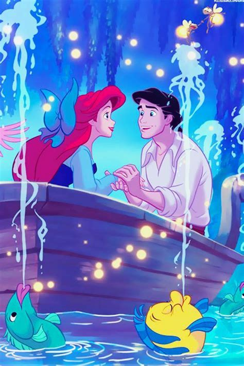 girl kiss themes 1701 best images about the little mermaid 1989 2000 2008