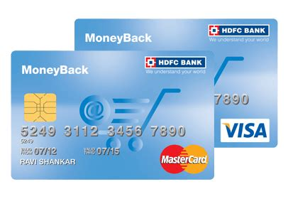 how banks make money from credit cards moneyback credit card enjoy cashback with hdfc bank