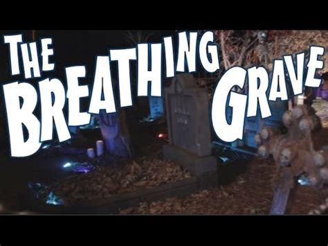 Motorized Decorations by Diy Motorized Breathing Grave Prop A Creepy Ground Moving
