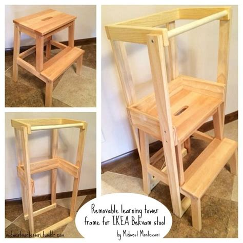 ikea step stool kid i ve been asked so many times about our homemade learning