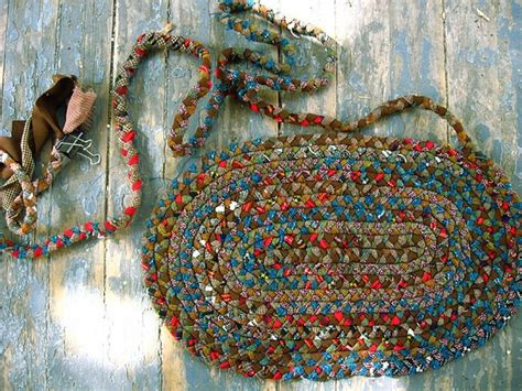 Make Rag Rug by Rag Rug Tutorial Craft Ideas