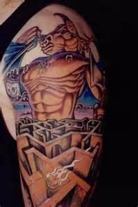 minotaur tattoo pictures