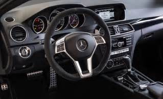 Mercedes C63 Interior Car And Driver