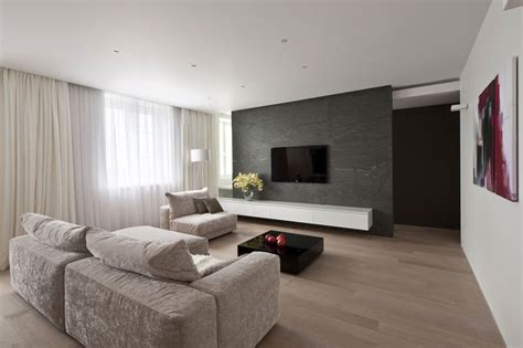 modern white apartment interior by alexandra fedorova 3 modern apartment in moscow by alexandra fedorova