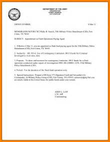 9 memorandum format army day care resume