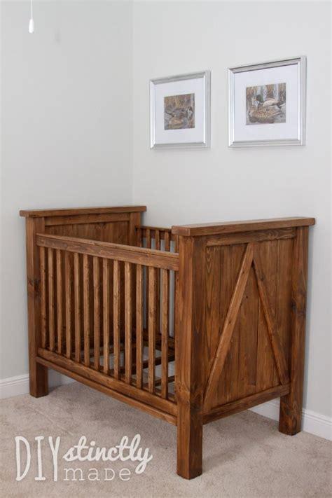 Handmade Wooden Crib - best 25 farmhouse cribs ideas on farmhouse