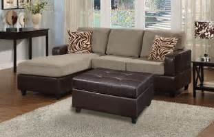 Cloth And Leather Sofas Small Sectional Sofas For Small Spaces Ideas Gallery