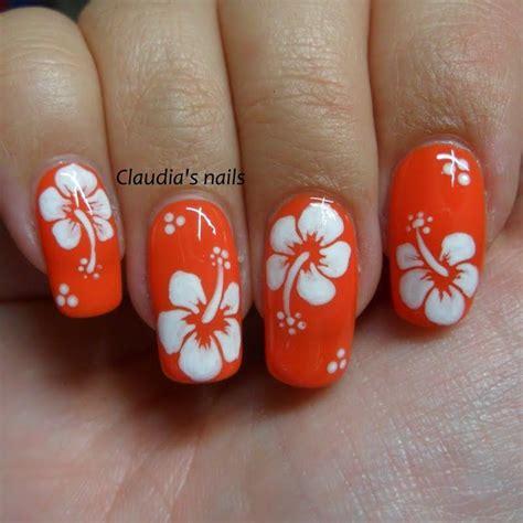 dream  paradise   summer inspired nail art