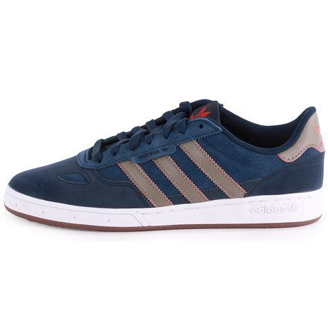 mens adidas sneakers adidas ciero mens suede navy brown trainers new shoes all