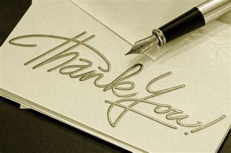 Thank You Note For Etiquette Etiquette Guide Thank You Notes Palermo