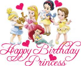 birthday greeting cards disney princess birthday cards