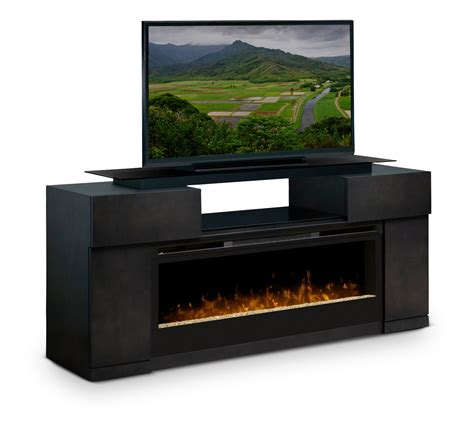 concord electric fireplace media console hom furniture