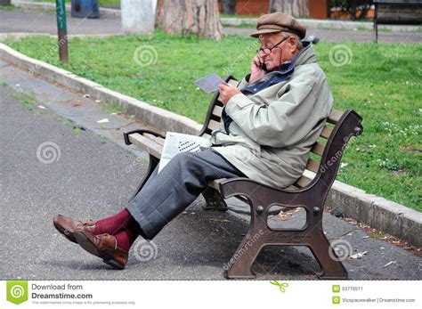 man on the bench old man on the bench editorial photo image 53776511