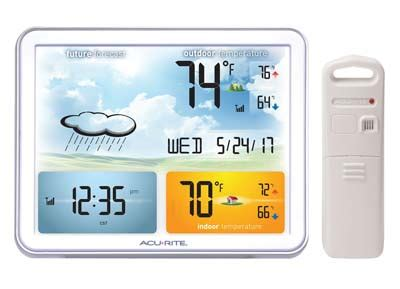 top 10 best home wifi weather stations in 2018 reviews