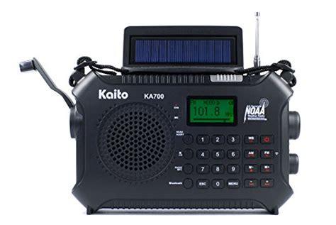 best weather radio emergency radio reviews for noaa