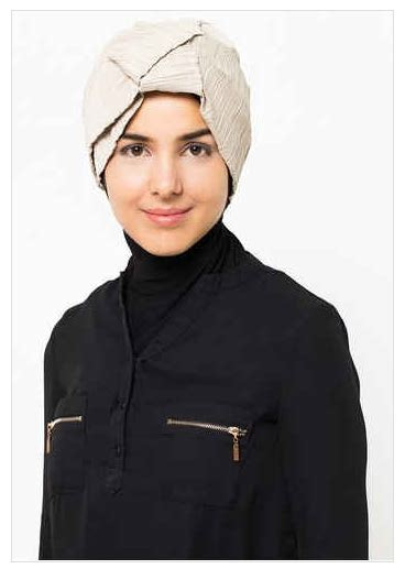 Jilbab Trend Sekarang gaya model modern turban trend sekarang