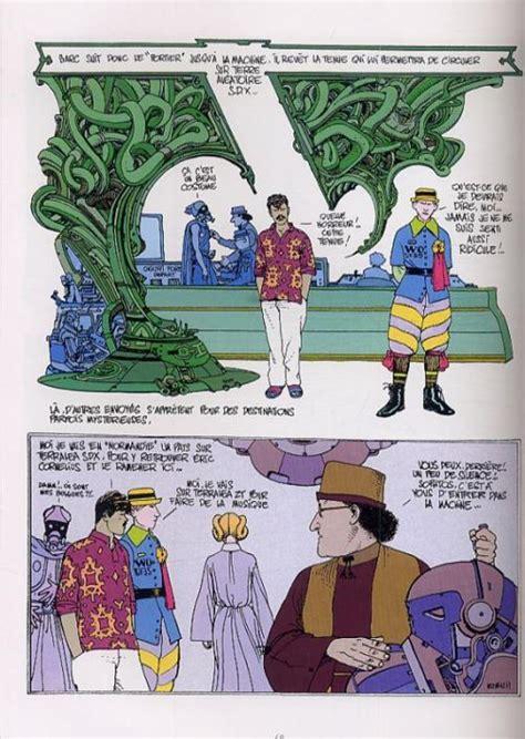 libro le garage hermtique mœbius usa le garage herm 233 tique 0 comics chez les