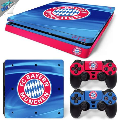 Ps4 Controller Aufkleber Bayern by Football Ps4 Slim Playstation 4 Wrap Skin Sticker Cover
