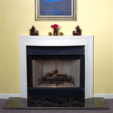 Metro Fireplaces by A Plus Inc Metro Series Plaster Mantels