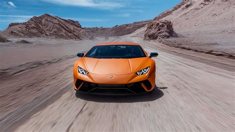 Lamborghini Huracán  Technical Specifications, Pictures