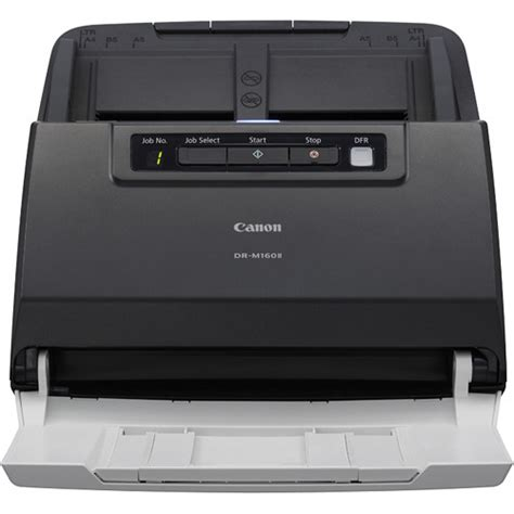 Canon Dr M160ii 60 Ppm canon imageformula dr m160ii office document scanner