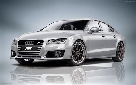 Audi A7 2012 by Abt Sportline Audi A7 2012 Widescreen Car Picture