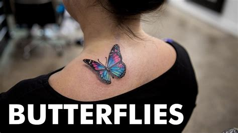 butterfly tattoo song youtube 15 little butterfly tattoos youtube