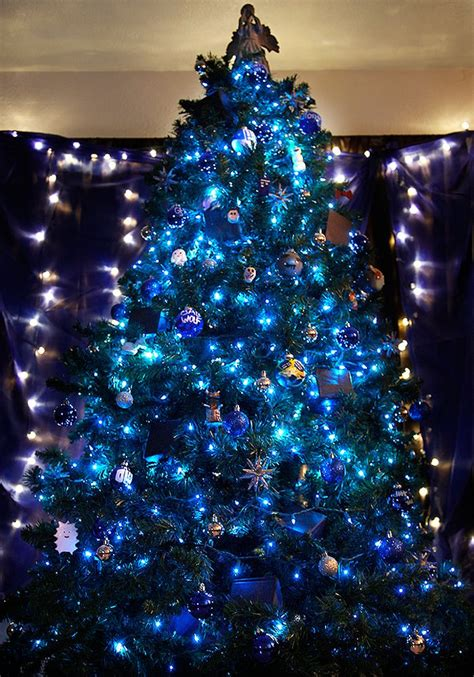 photos of blue christmas trees 17 best images about purple and blue on purple trees and blue