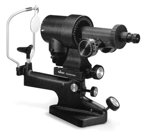 Reichert Slit L by Reichert B L Type Keratometer