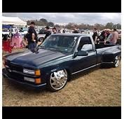 Dually Chevy 3500 Trucks For Sale Custom Truck 1986 Pickups
