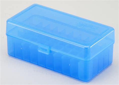 ammo storage containers plastic ammo storage boxes 45 70 50 rd 19245 gun