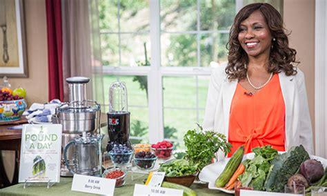 Martha S Vineyard Detox Diet Recipes by Roni Deluz S Diet Detox Plan Hallmark Channel
