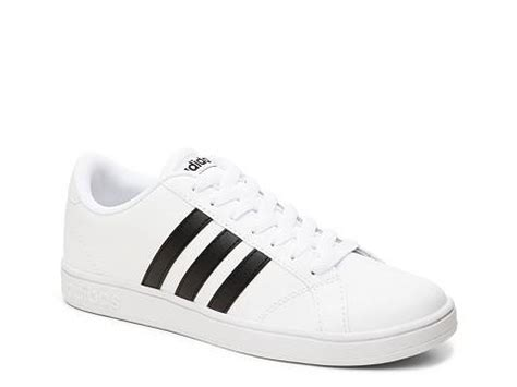 Adidas Neo Baseline Vall Stripes Ii Black White white adidas shoes with black stripes womens galerie mls
