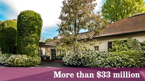 reagan house bel air doheny estate in bel air finds a buyer la times