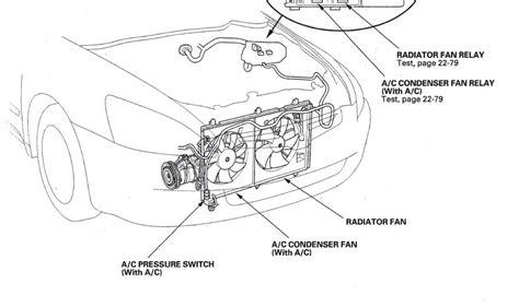 ac fan motor not working ac compressor fan not working honda accord forum honda