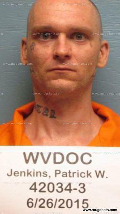 Mercer County Wv Arrest Records W Jenkins Mugshot W Jenkins Arrest Mercer County Wv