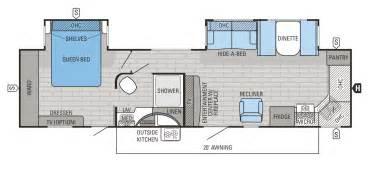 jayco travel trailers floor plans 2016 eagle luxury travel trailer floorplans prices