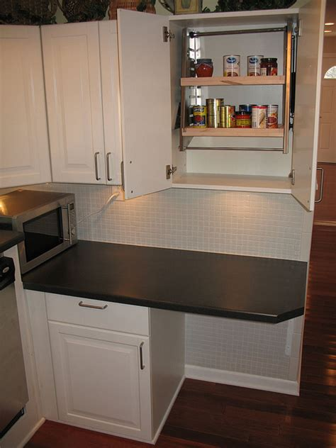 wheelchair accessible kitchen cabinets by bflosab like
