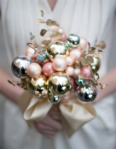 Wedding Bouquet Ornament by Diy Ornament Wedding Bouquet