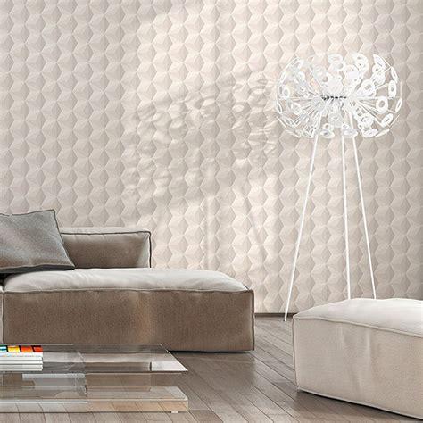 creation geometric wallpaper feature wall decor dark
