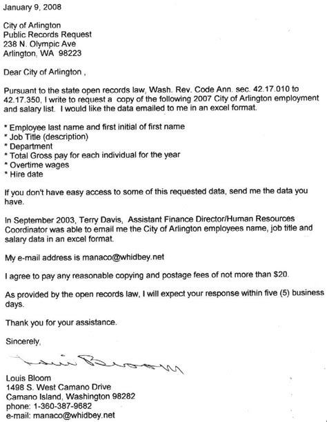 Official Employment Letter Format Best Photos Of Official Letter Of Request Formal Request Letter Sle Business Request