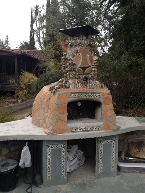 pizza oven for backyard backyard pizza oven kit large and beautiful photos