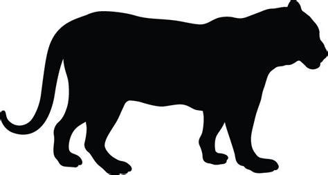Wall Sticker Black Siluet Uk 60x90 panther jaguar silhouette vinyl sticker car bumper