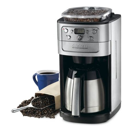 Cuisinart   Fully Automatic Burr Grind & Brew Thermal? 12 Cup Coffeemaker   DGB900BCC   Williams