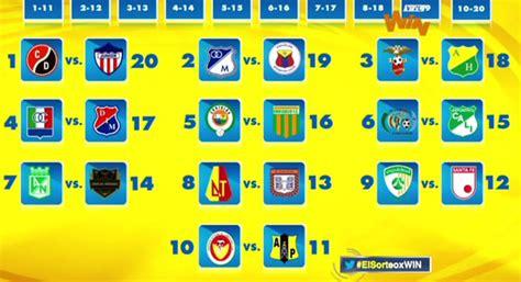 Calendario Liga Aguila Calendario Liga 193 Guila 2015 I