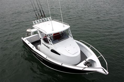 center cabin fishing boat sea jay aluminium boats plate xtreme freedom sea jay boats